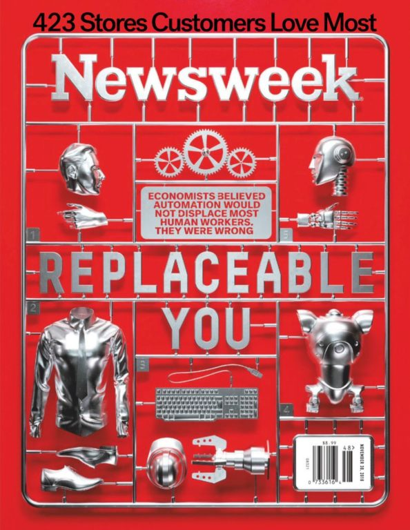 Newsweek USA – November 30, 2018