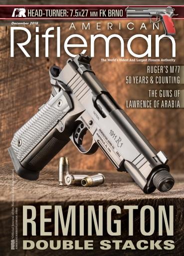 American Rifleman – December 2018