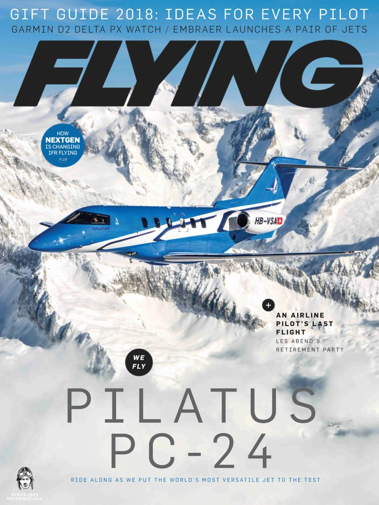 Flying USA – December 2018