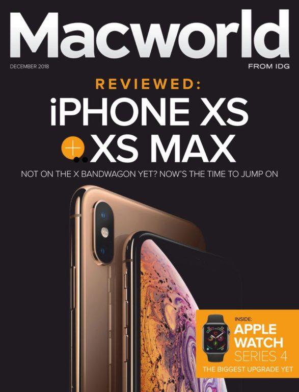 Macworld USA – December 2018
