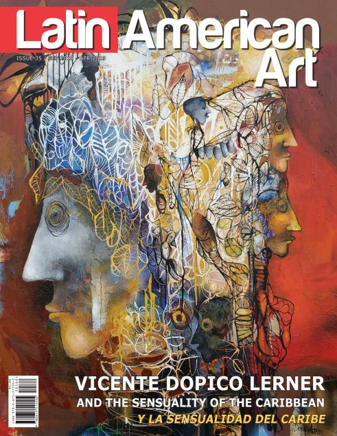 Latin American Art – September 2018-April 2019