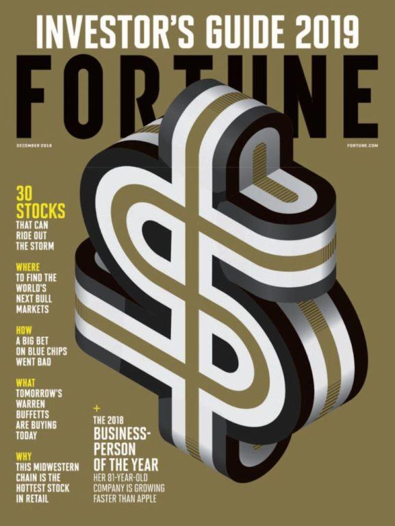 Fortune USA – December 01, 2018