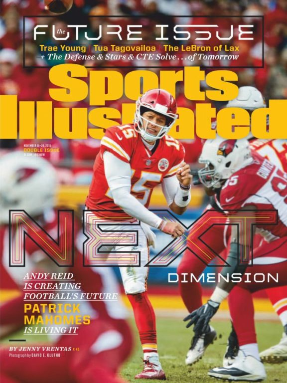 Sports Illustrated USA – November 19, 2018