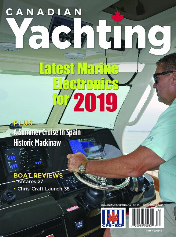 Canadian Yachting – December 2018