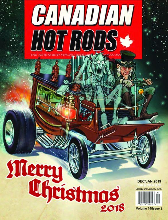 Canadian Hot Rods – December 2018