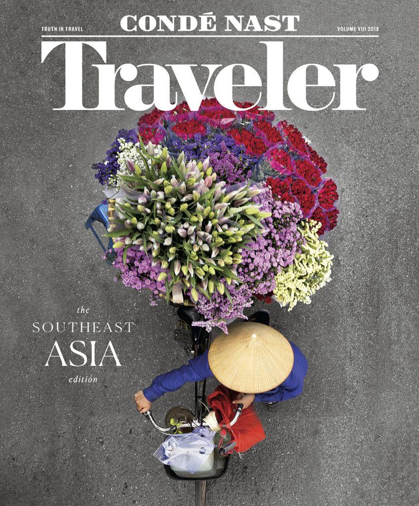 Conde Nast Traveler USA – November 2018