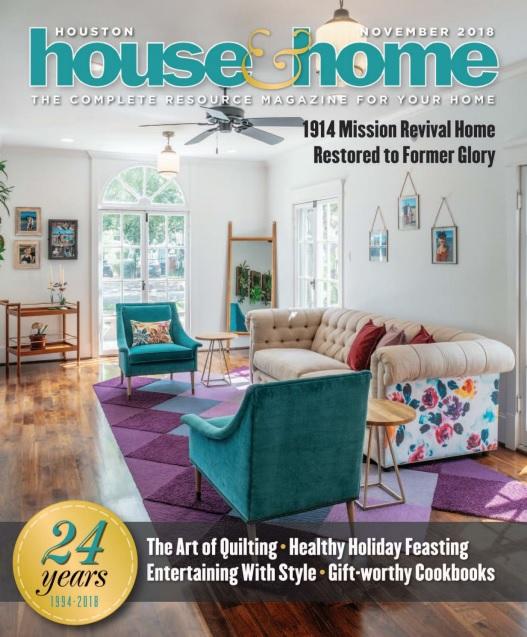 Houston House & Home – November 2018