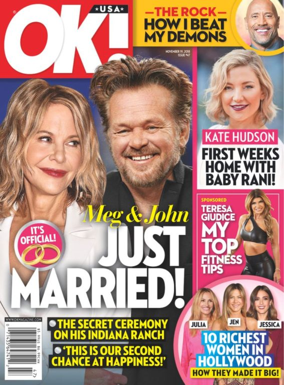 OK! Magazine USA – November 19, 2018