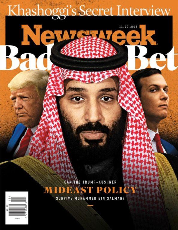 Newsweek USA – November 09, 2018