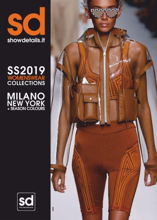 Showdetails Milano & New York – October 2018