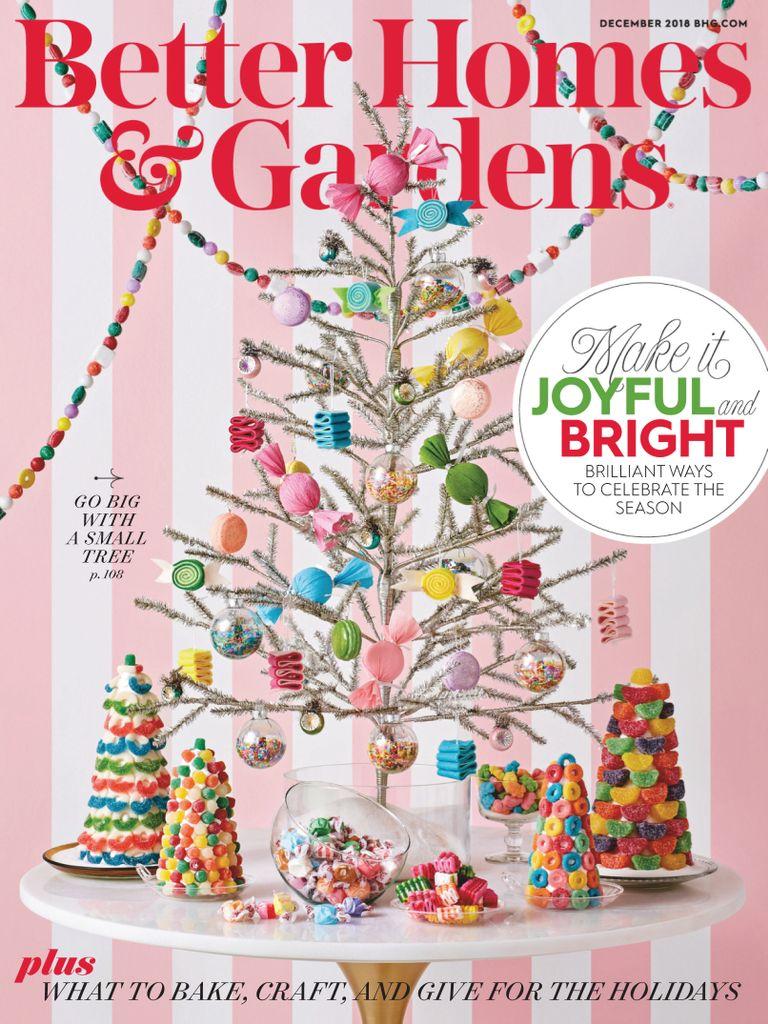 Better Homes & Gardens USA – December 2018