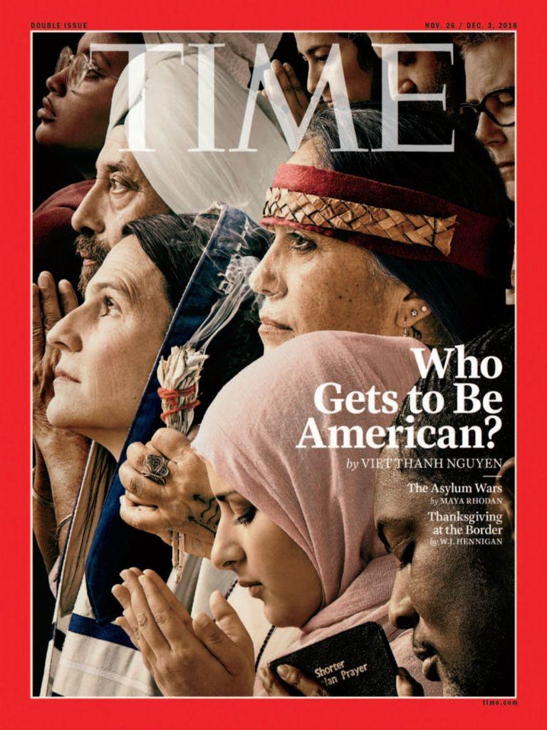 Time USA – November 26, 2018