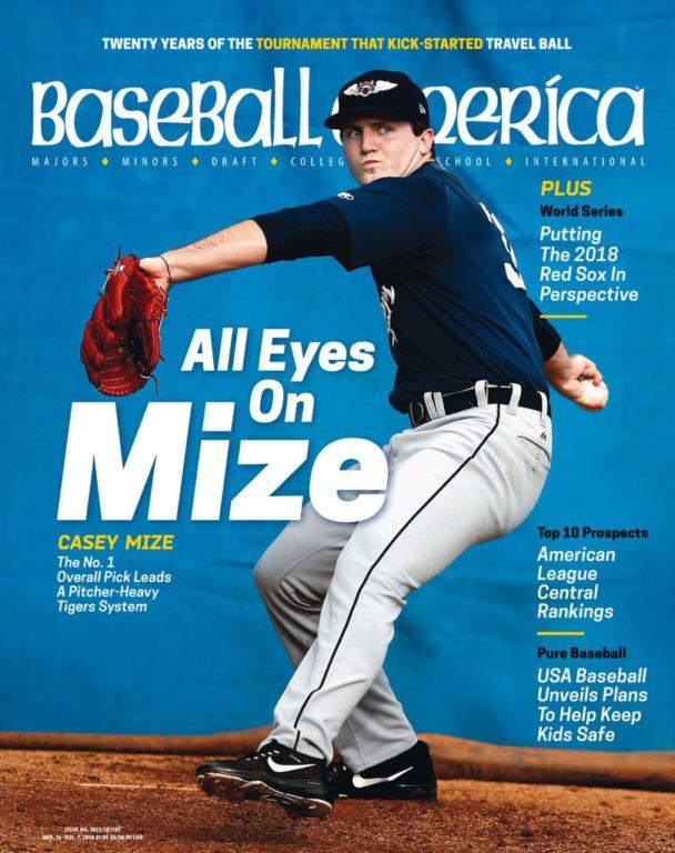 Baseball America – November 16, 2018