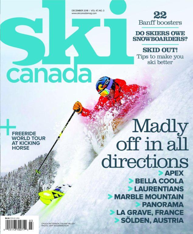 Ski Canada – November 2018
