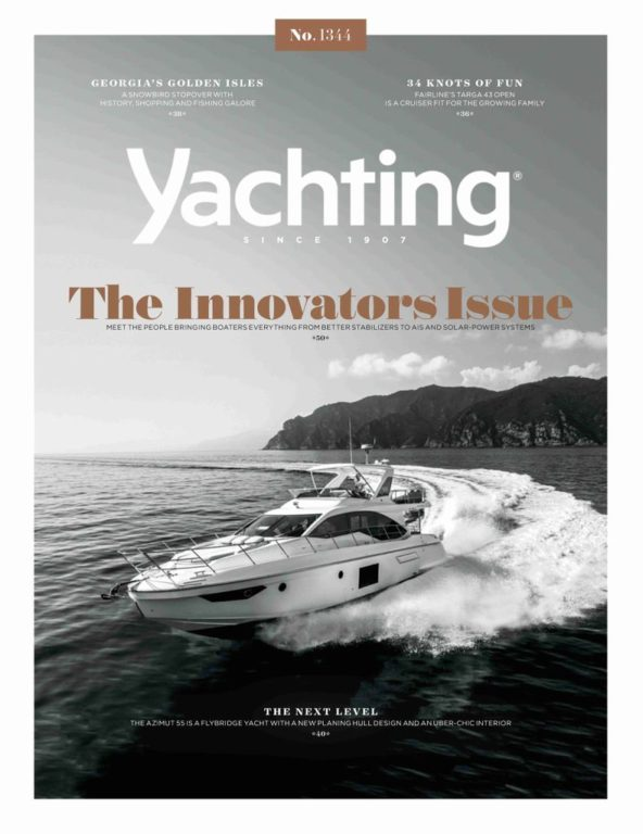 Yachting USA – December 2018