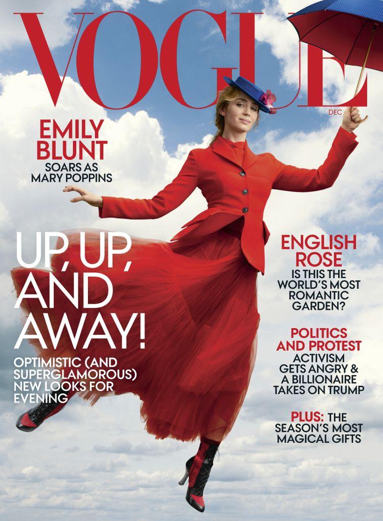 Vogue USA – December 2018