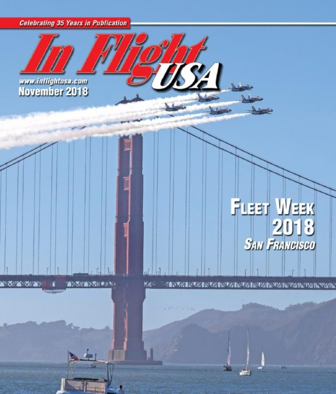 In Flight USA – November 2018