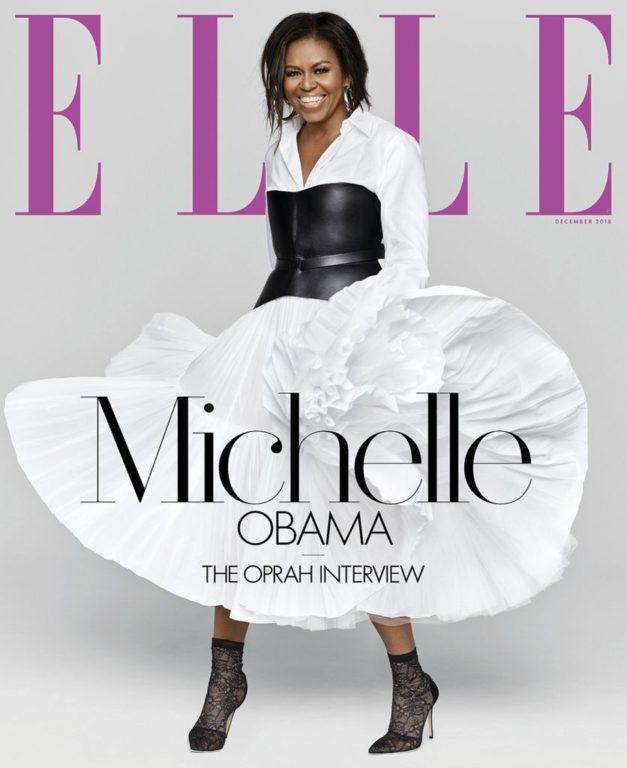 Elle USA – December 2018