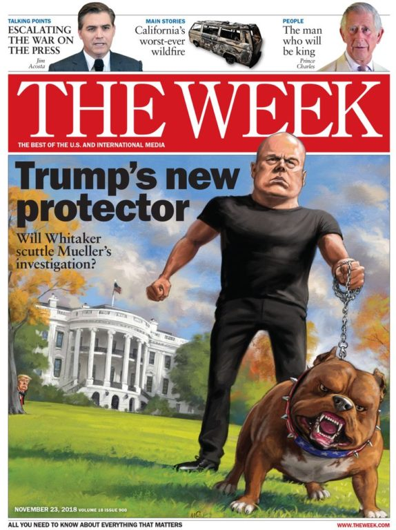 The Week USA – December 01, 2018