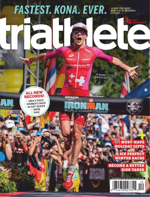 Triathlete USA – December 2018