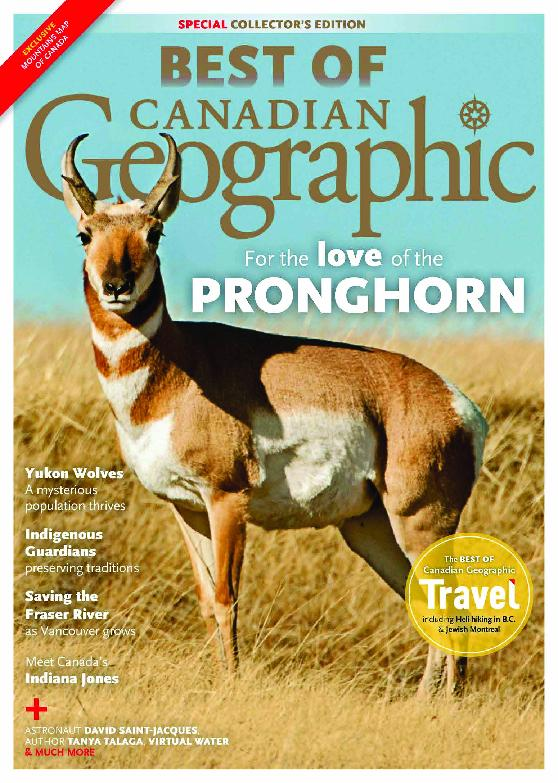 Canadian Geographic – December 2018