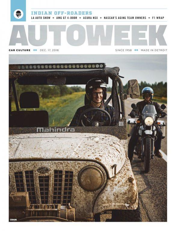 Autoweek USA – December 17, 2018