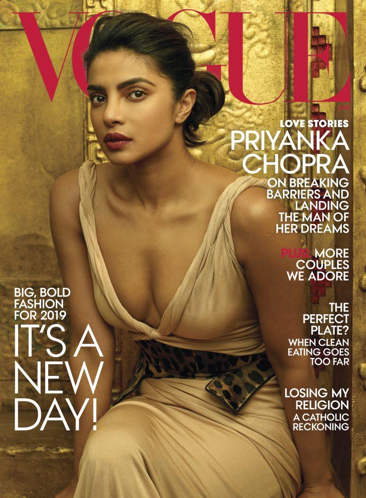Vogue USA – January 2019