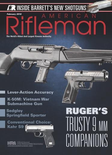 American Rifleman – February 2018