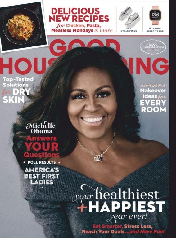 Good Housekeeping USA – January 2019