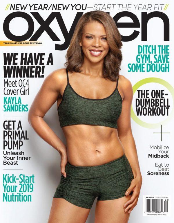 Oxygen USA – January-February 2019