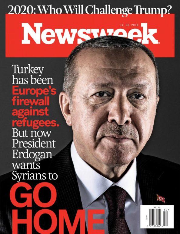 Newsweek USA – December 28, 2018