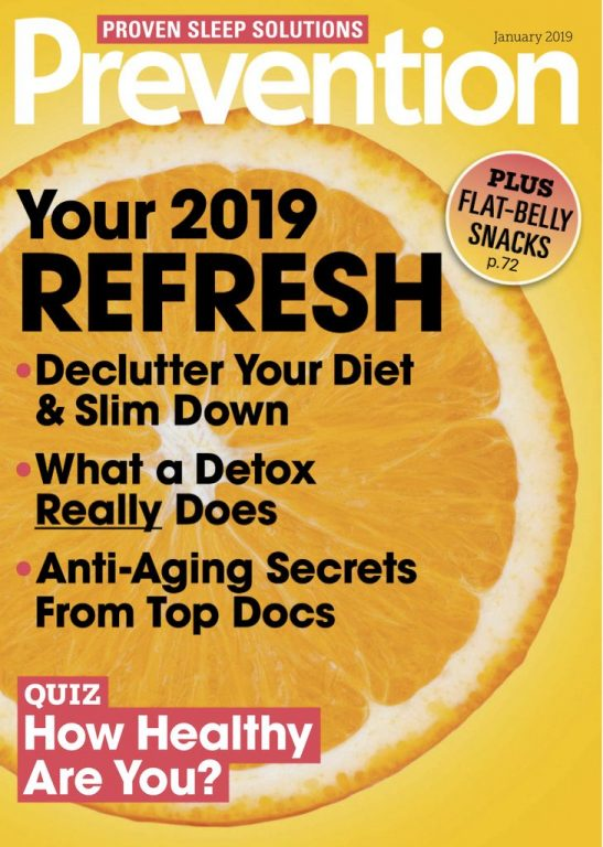 Prevention USA – January 2019