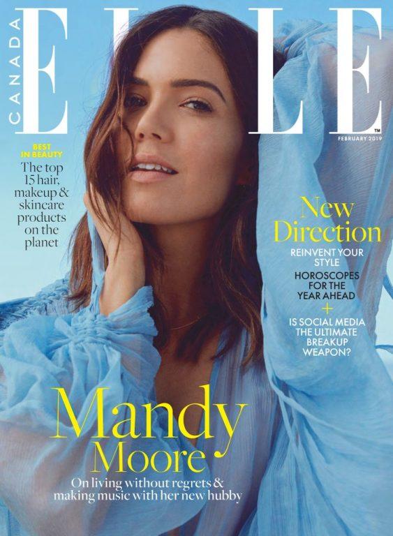 Elle Canada – February 2019