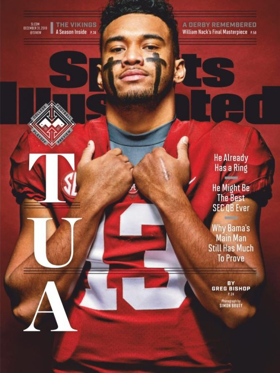 Sports Illustrated USA – December 31, 2018