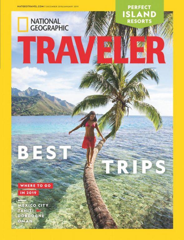 National Geographic Traveler USA – December 2018