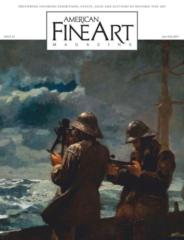 American Fine Art – January-February 2019