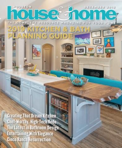 Houston House & Home – December 2018