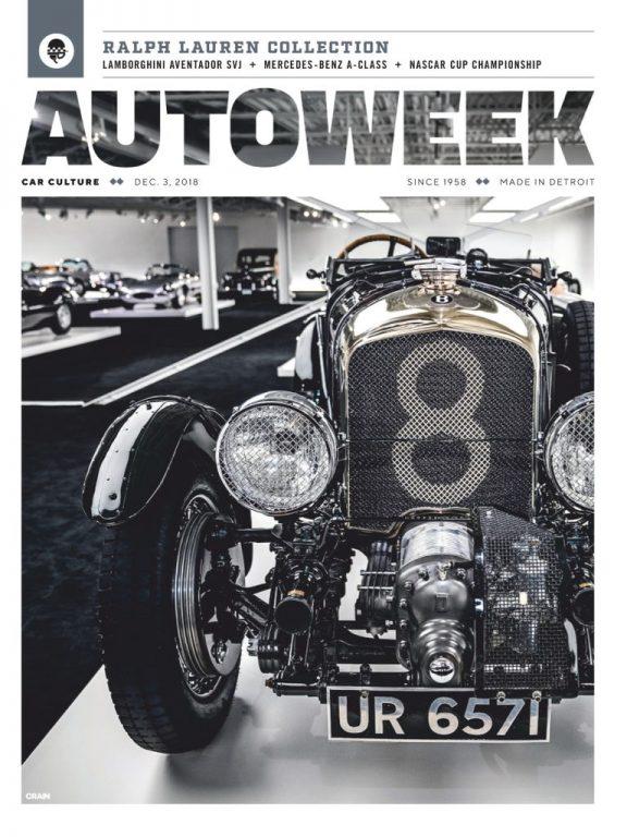 Autoweek USA – December 03, 2018