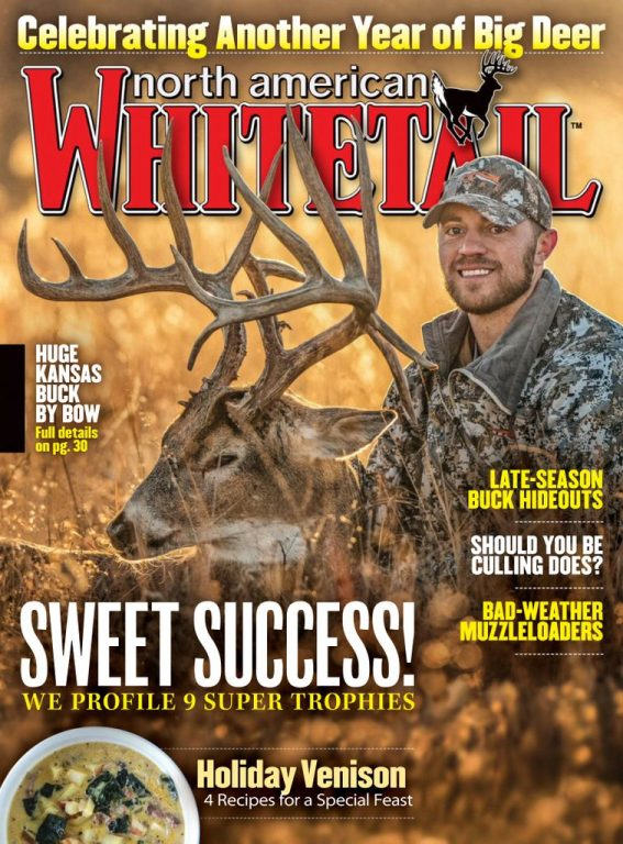 North American Whitetail – December 01, 2018