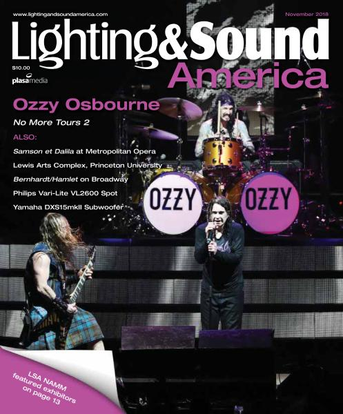 Lighting & Sound America – November 2018