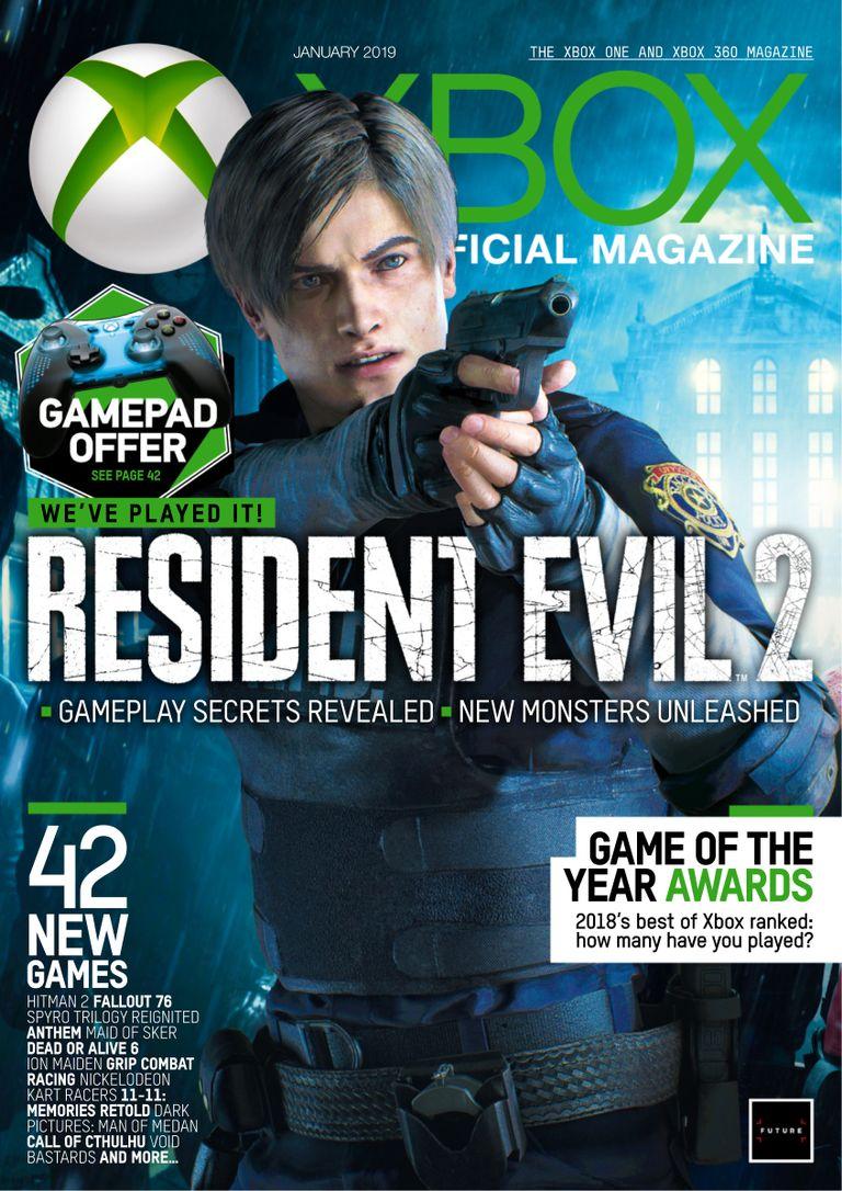 Official Xbox Magazine USA – January 2019.pdf.crdownload