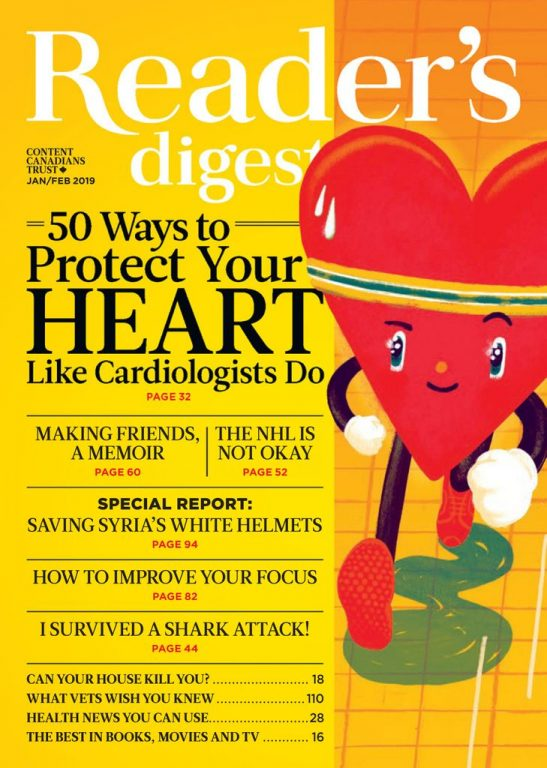 Reader's Digest Canada – January 2019