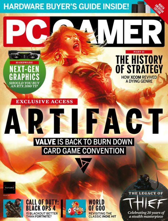 PC Gamer USA – January 2019