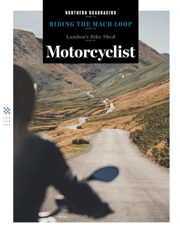 Motorcyclist USA – December-January 2018