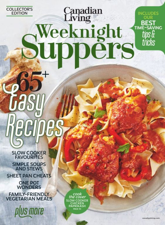 Canadian Living Special Issues – November 2018