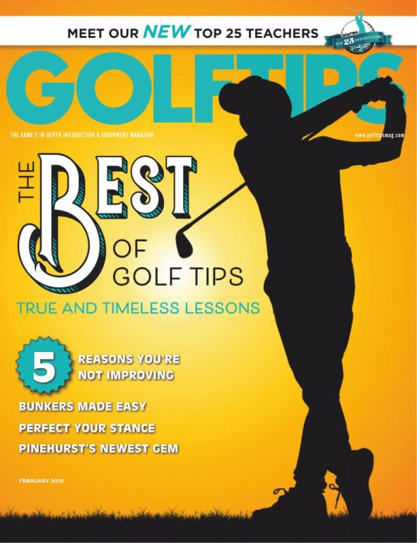 Golf Tips USA – January-February 2019