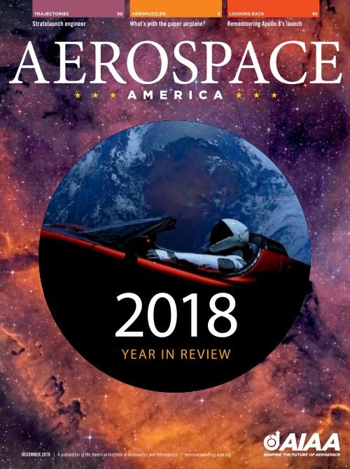 Aerospace America – December 2018