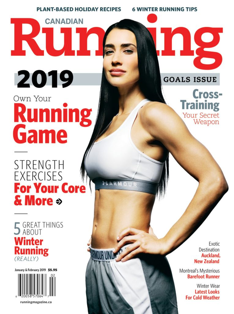 Canadian Running – January-February 2019