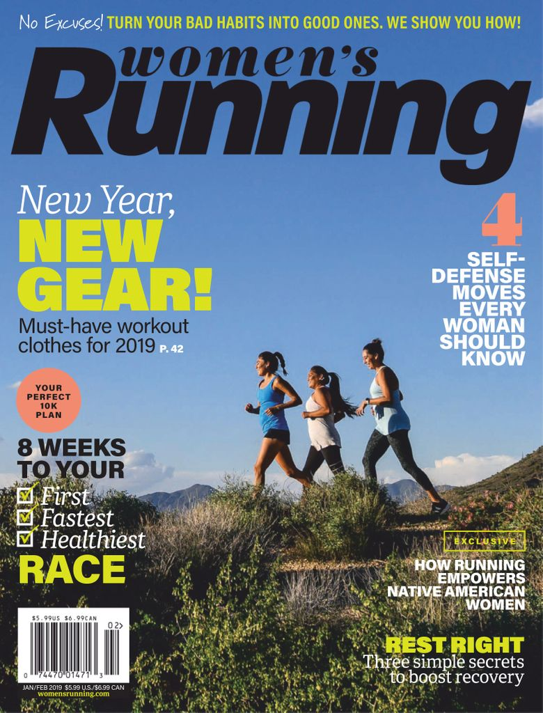 Women's Running USA – January 2019