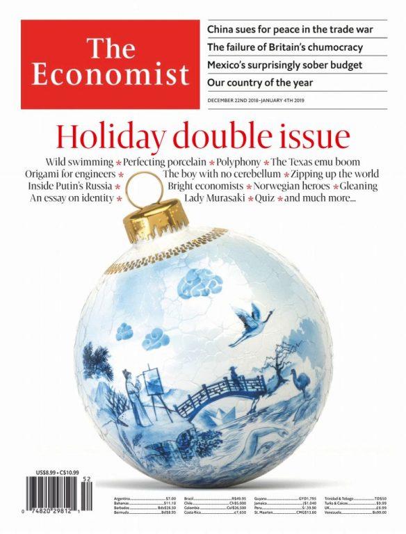 The Economist USA – December 22, 2018